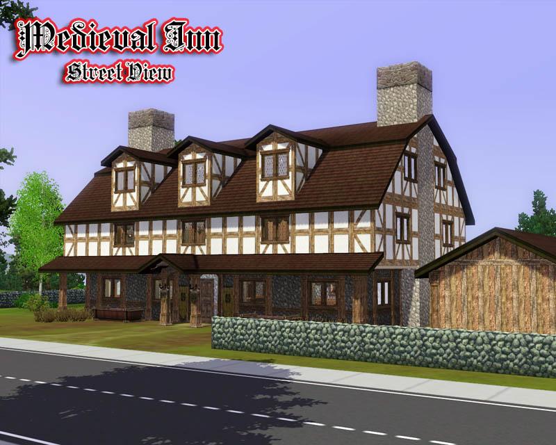 Mod The Sims Medieval Inn