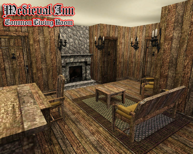 Mod The Sims Medieval Inn