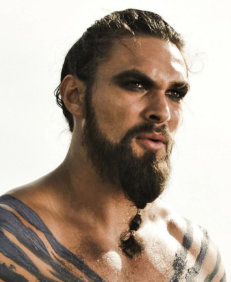 Jason Momoa Mustache: Game Of Thrones Daario Naharis And Khal