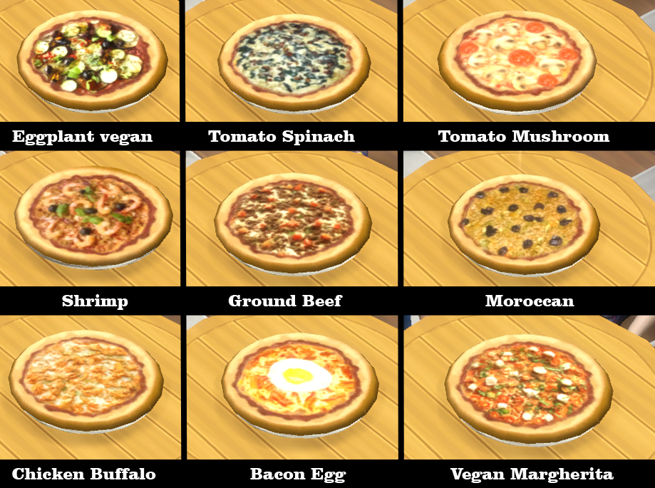 Mod the sims rustic clay oven 2 2 2017 update plasma fruit and i update the oven for more recipes here its the image of the recipes please download and replace all the packages plus the new one recipes forumfinder Gallery