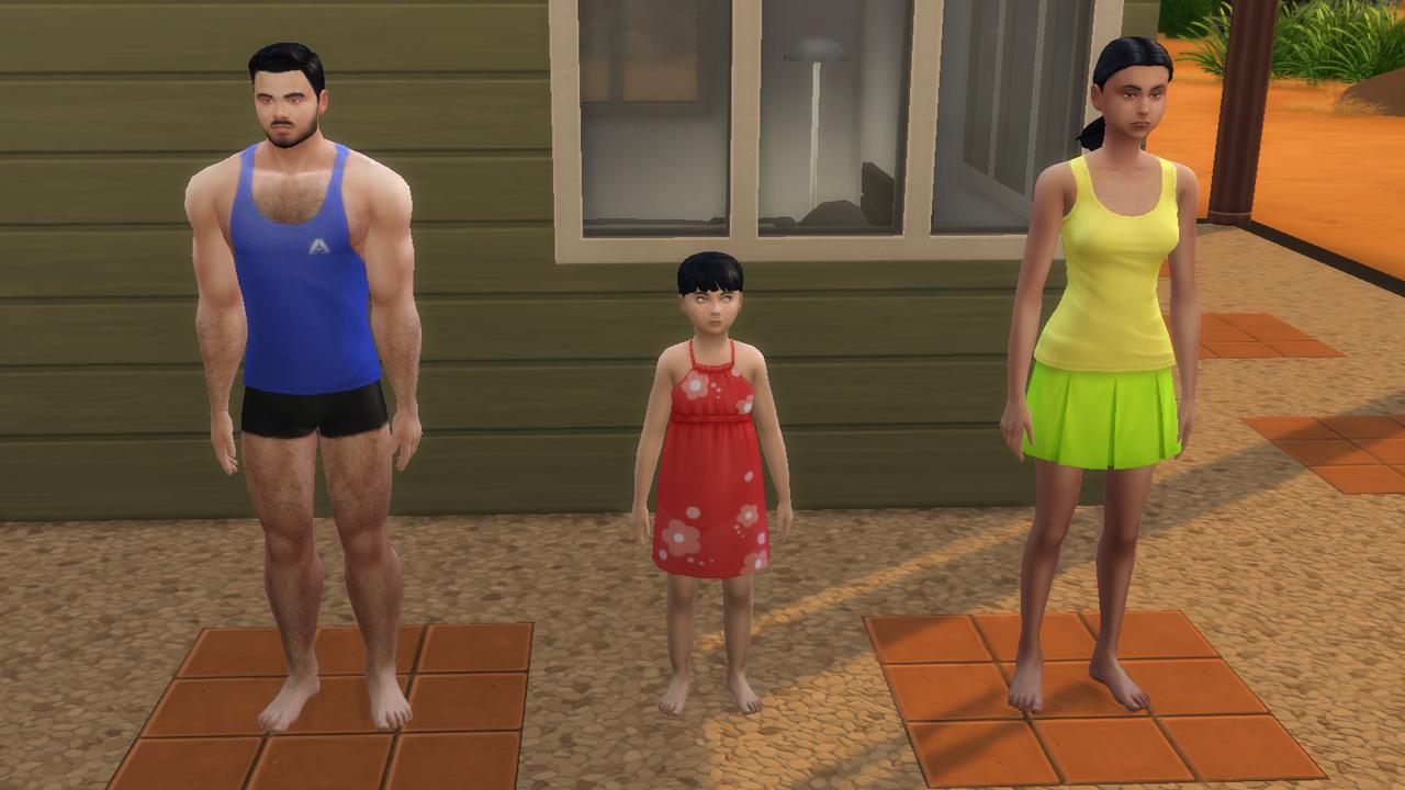 Sims 4 Cnww