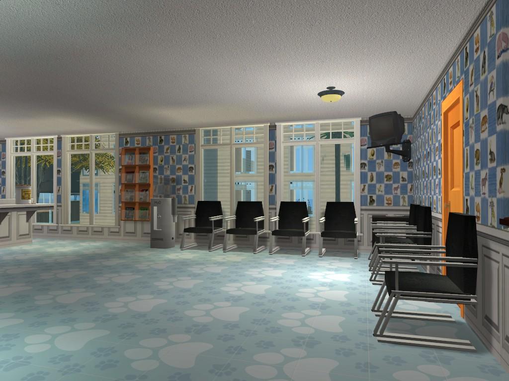 Mod The Sims Veterinary Hospital