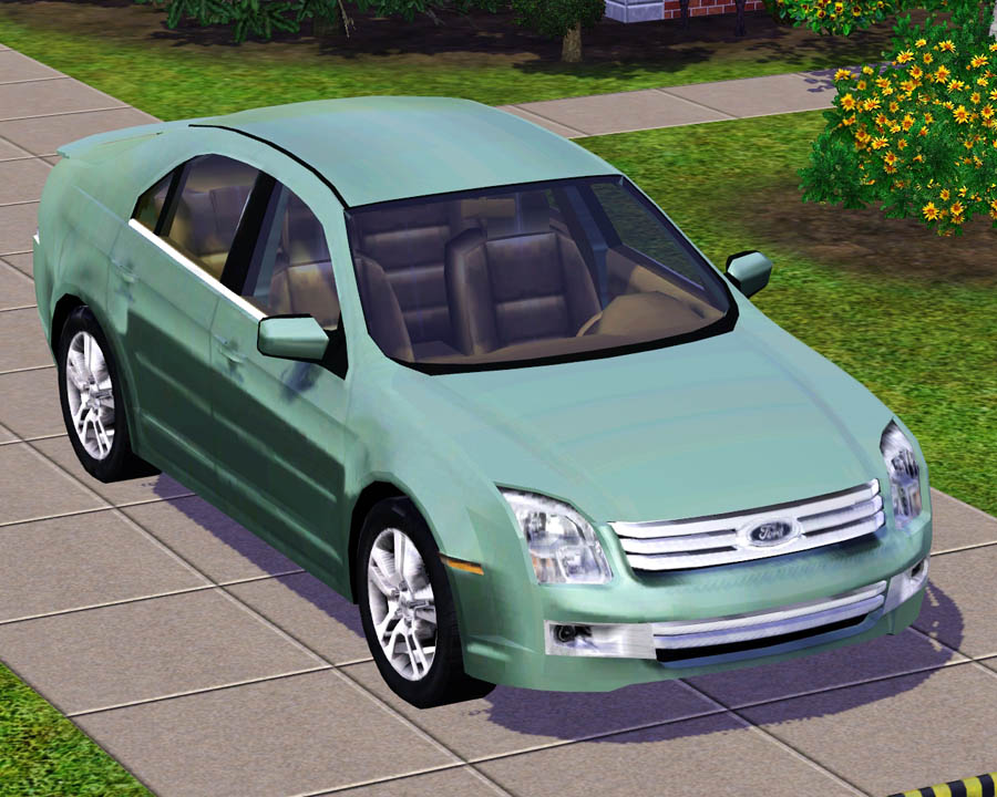 mod the sims 2008 ford fusion. Black Bedroom Furniture Sets. Home Design Ideas