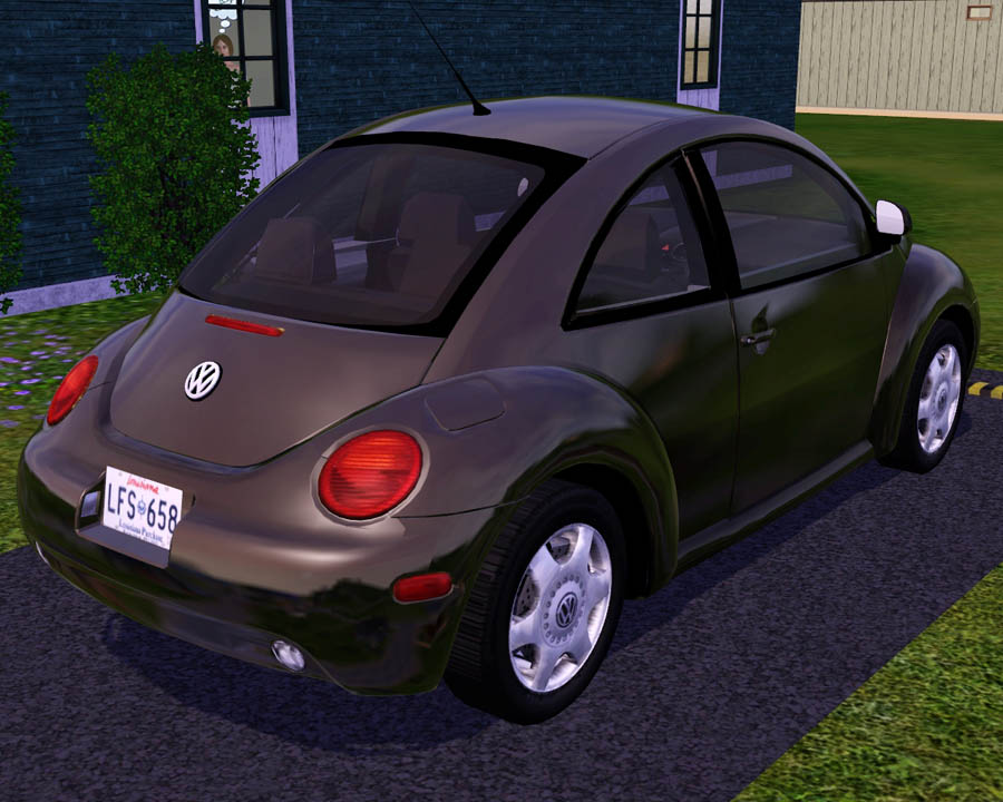 Mod The Sims - 2003 Volkswagen New Beetle