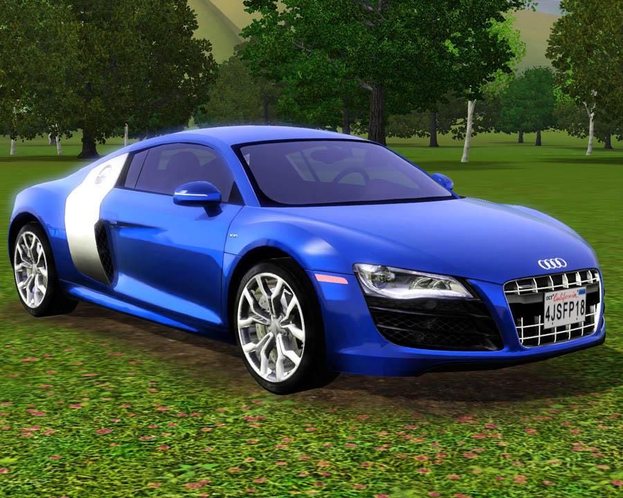 Mod The Sims 2010 Audi R8