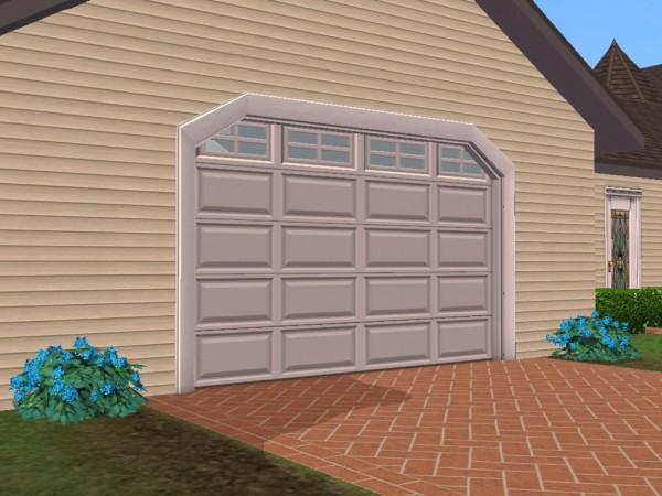 Mod The Sims New Garage Doors