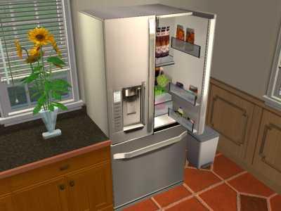 Sims 3 fridge slot