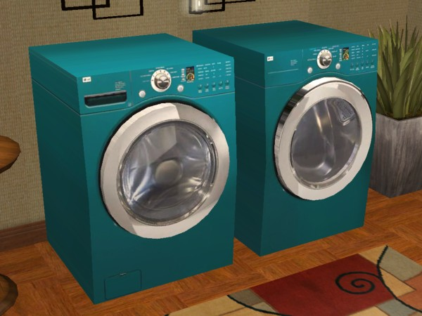 the sims 4 washing machine