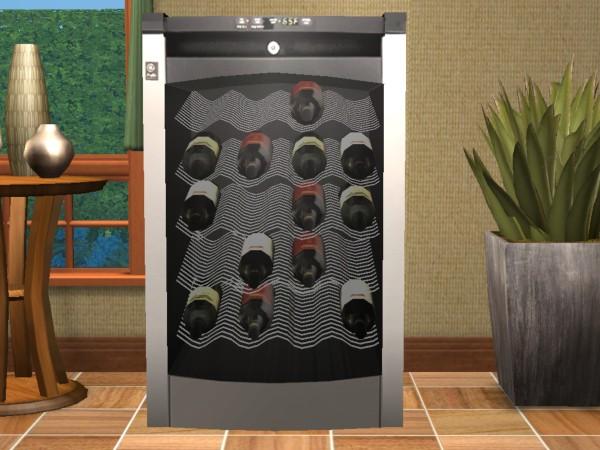 Mod The Sims Ge Wine Cellar
