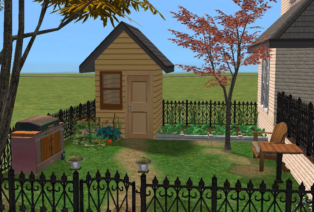 Mod The Sims - Happy House - Base game only & no cc