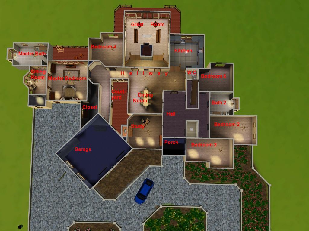 Mod The Sims American Dream