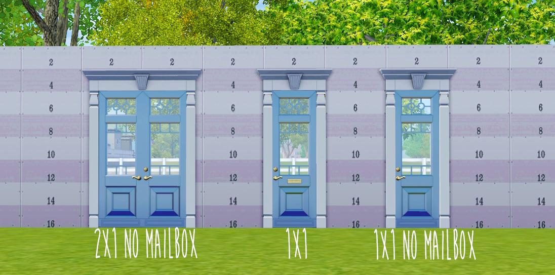 Regal Living mod the sims - archibald's family reunion - regal living door