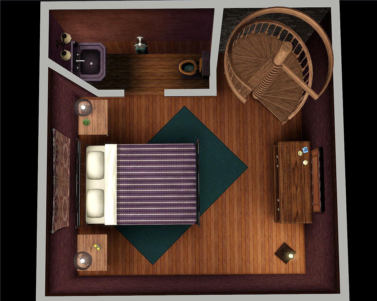 Bed design top view image - Advertisement