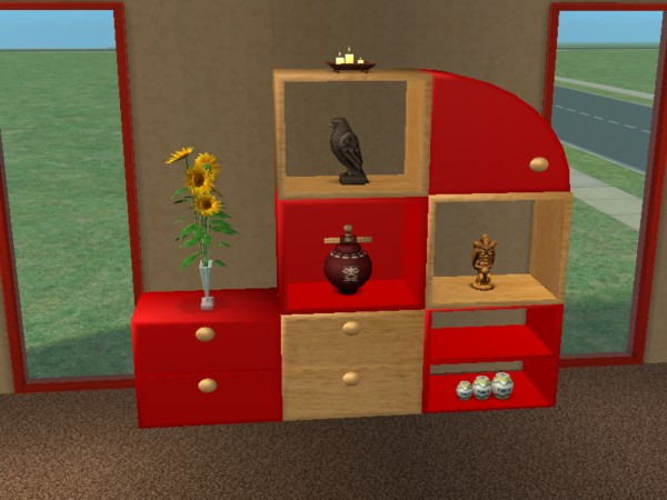 Mod The Sims Stackacabinet Design your own cabinet