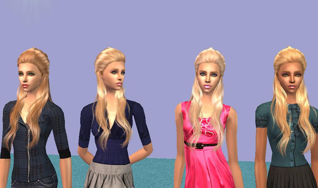 3 blondes in debate - 5 9