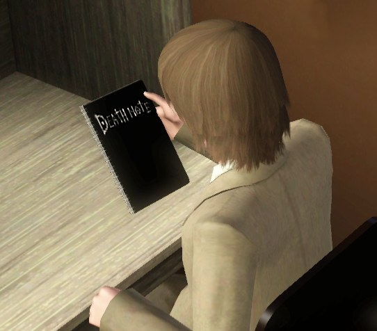 Mod The Sims Death Note
