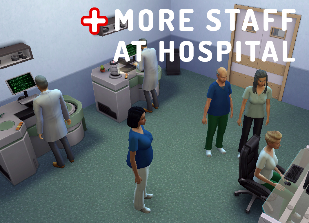 How To Get A Hospital Bed In Sims