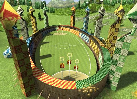 Mod the sims quidditch pitch wallpapers