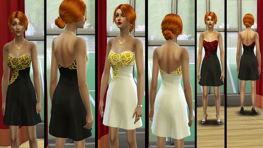 EF14 Dress Party под редакцией Джулии Дж