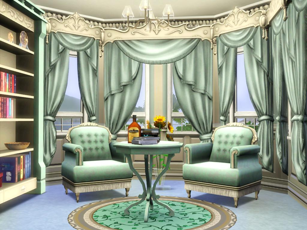 """Mod The Sims - """"Lindisfarne Field"""" a fully furnished ..."""
