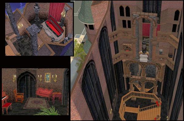 Mod The Sims Carfax Abbey