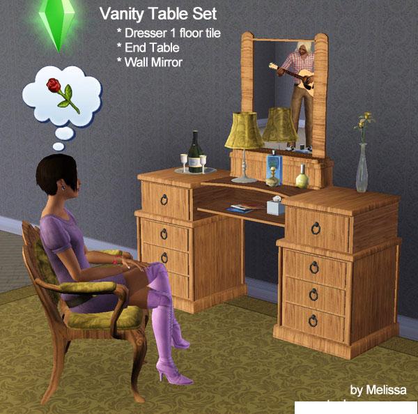 Симс 4 столик для поделок
