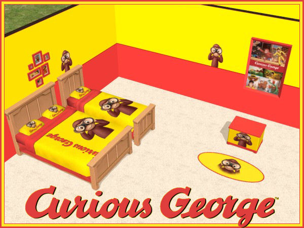 curious george bedroom decor universalcouncil info