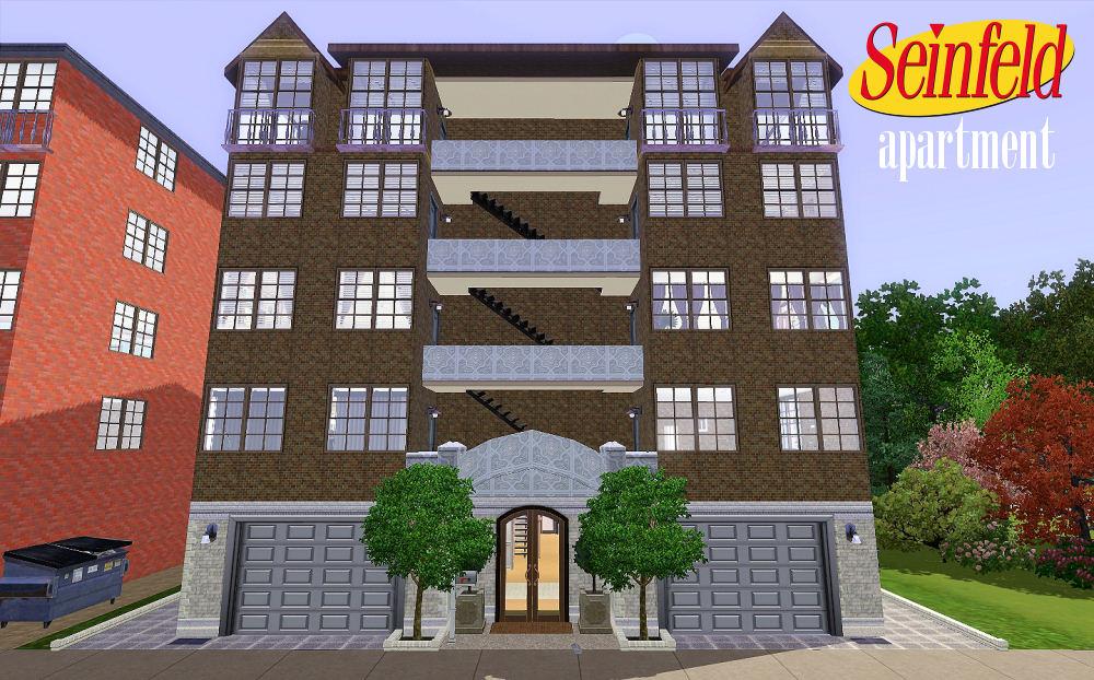 Seinfeld Apartment Building