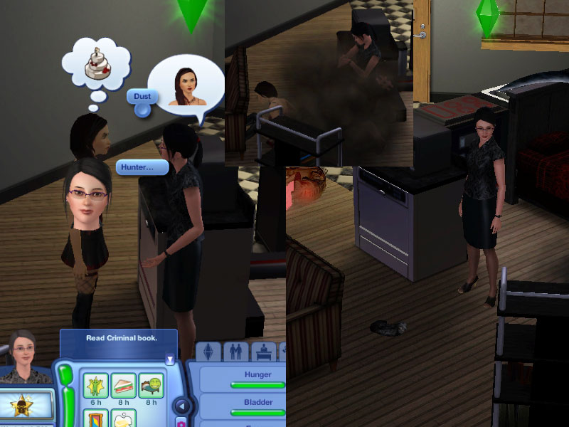 Mod The Sims - Vampire Hunter