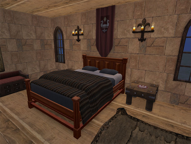 Mod The Sims Medieval Furniture AddOns