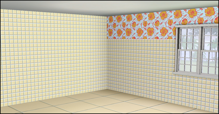 advertisement - Bathroom Tiles Height