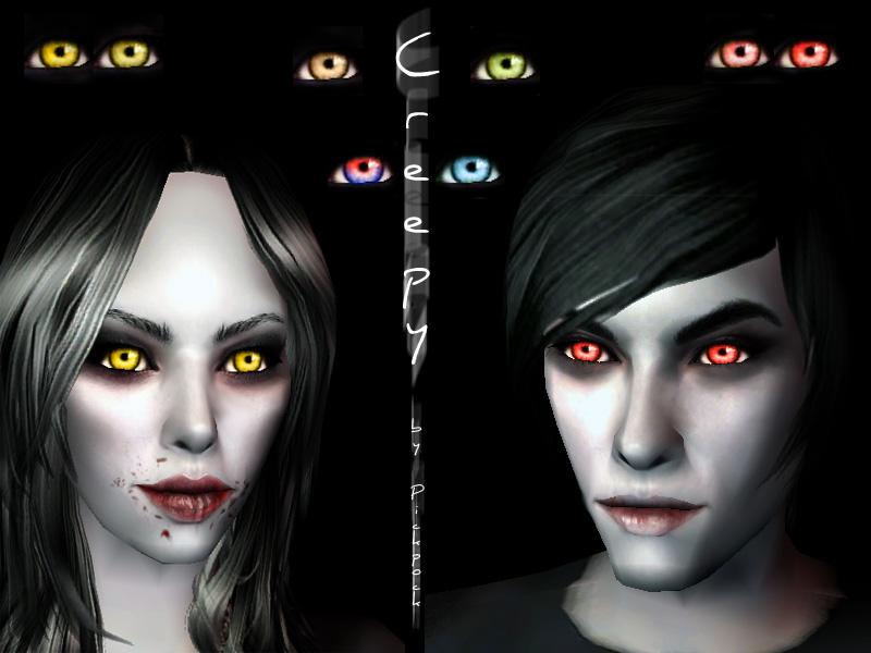 Mod The Sims - Creepy Eyes