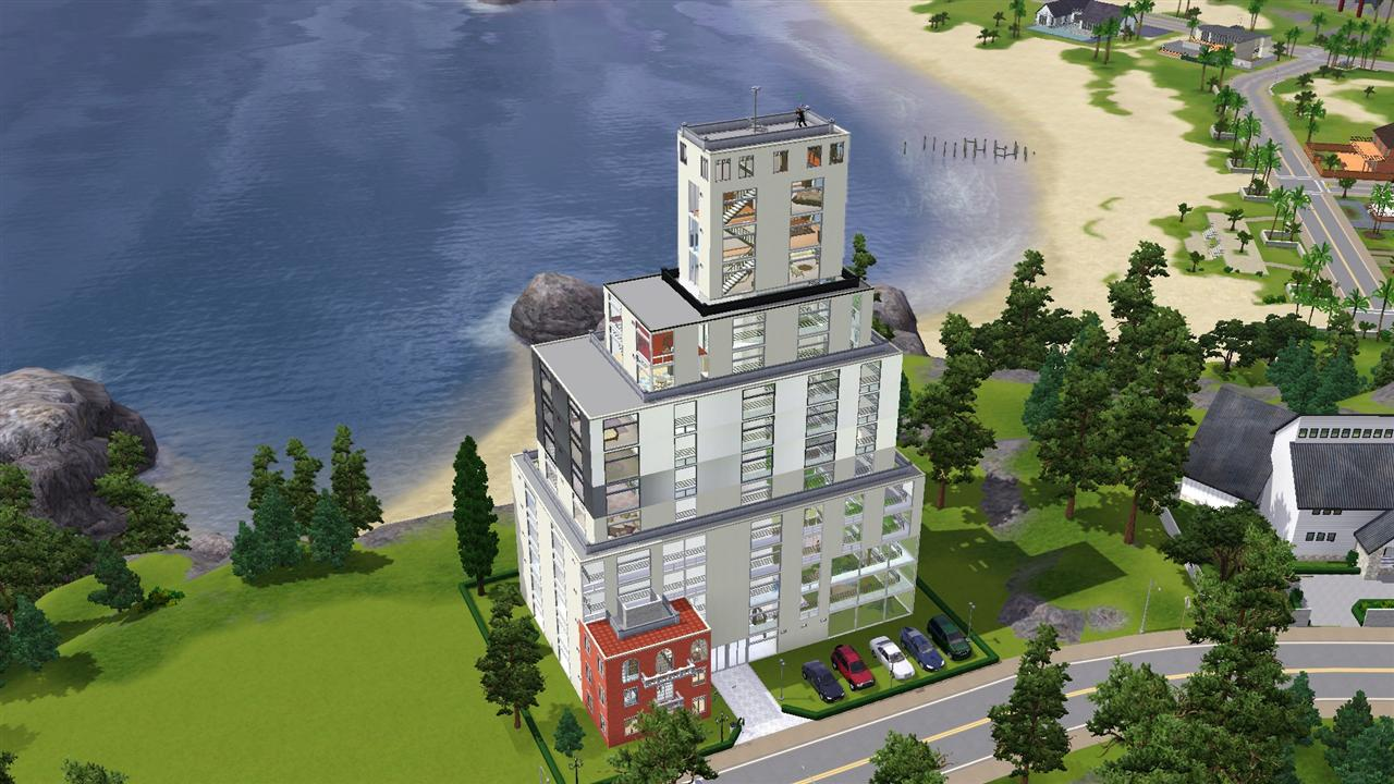 Sims  House Building Mods