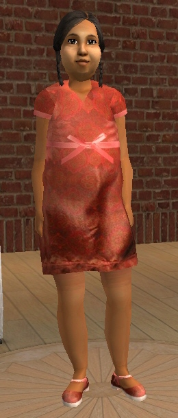 Mod The Sims Everydayformal Dresses For Fat Girls