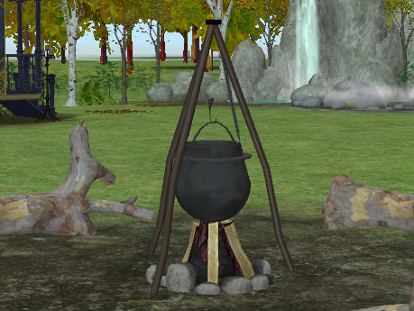 Mod The Sims - Rustic Gormet: Maylin's Antique Cooking ...
