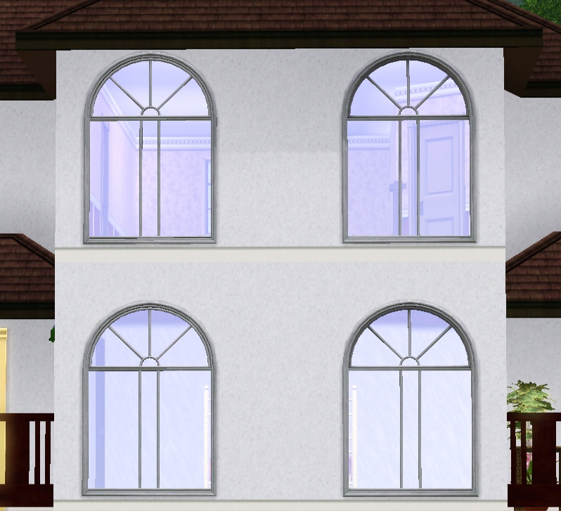 Window style amazing open window with window style for Colonial window designs