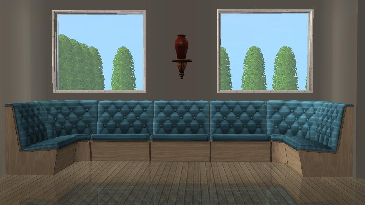 mod the sims ts3 modular pub sofa. Black Bedroom Furniture Sets. Home Design Ideas
