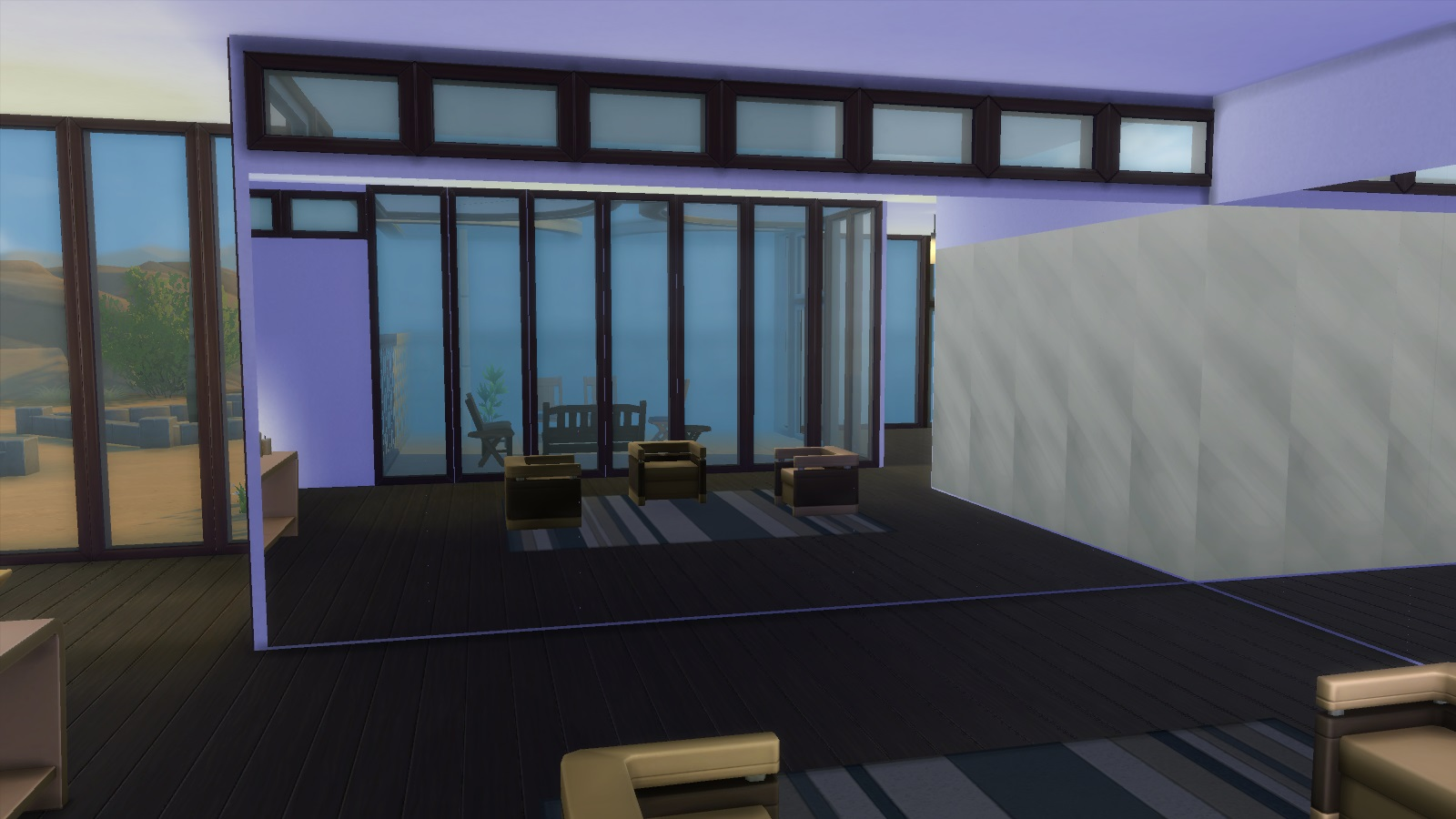 Mod The Sims - Simple Wall Mirror