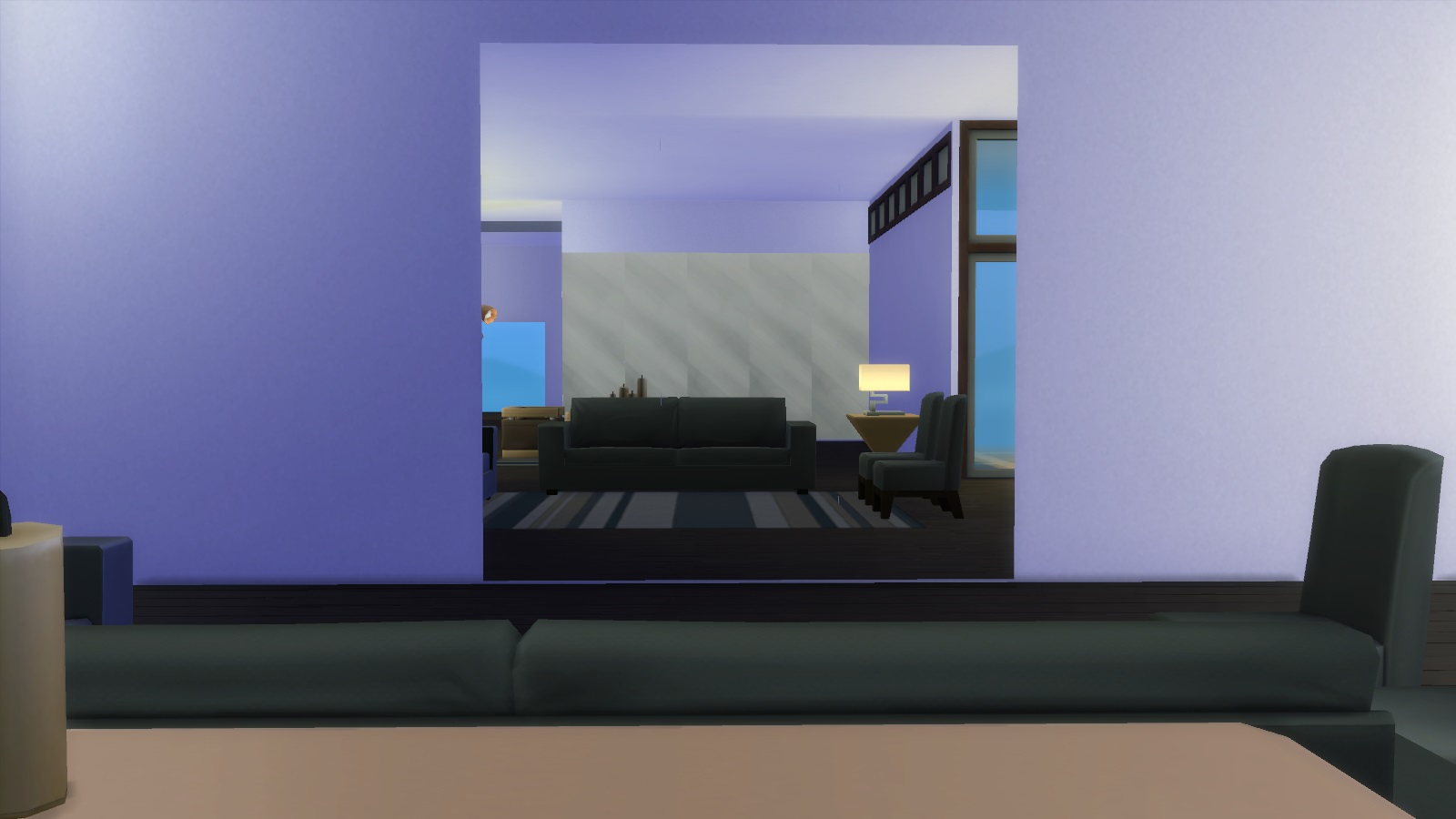 Mod The Sims Simple Wall Mirror