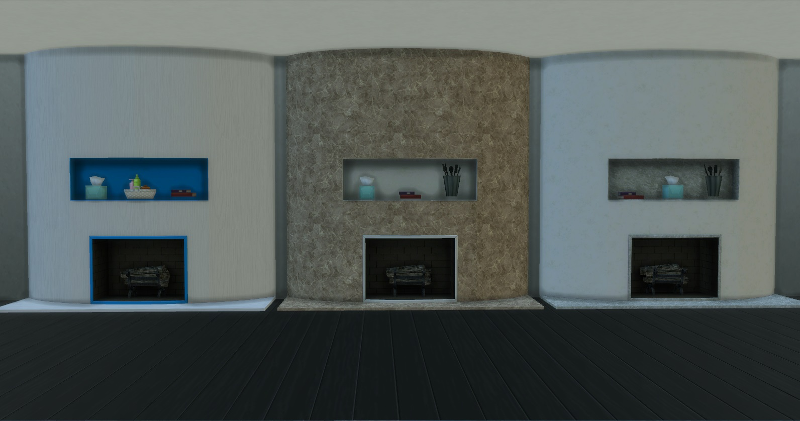 Mod The Sims - Fire places