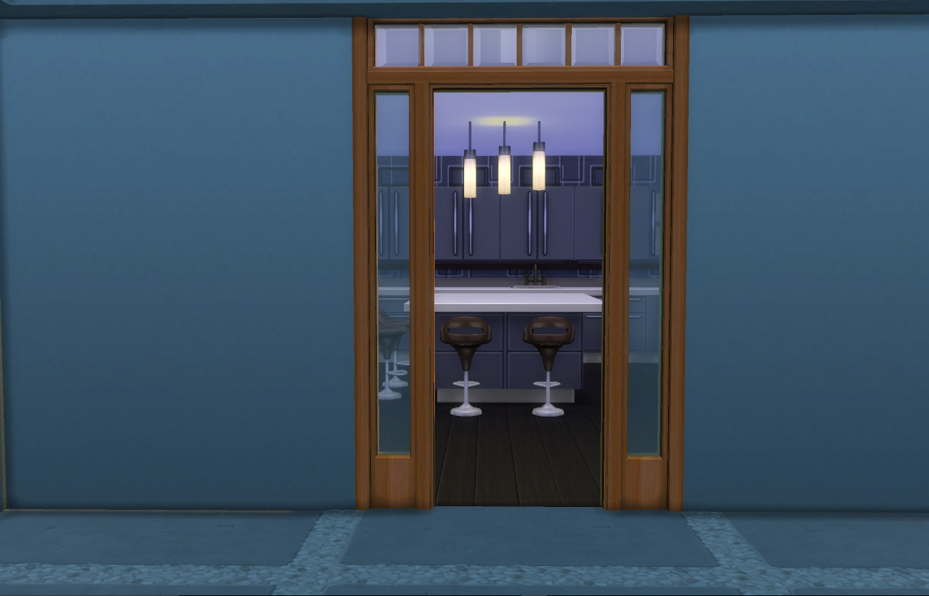This is a colonial arch that goes with the colonial door. & Mod The Sims - Colonial Door Arch Pezcame.Com