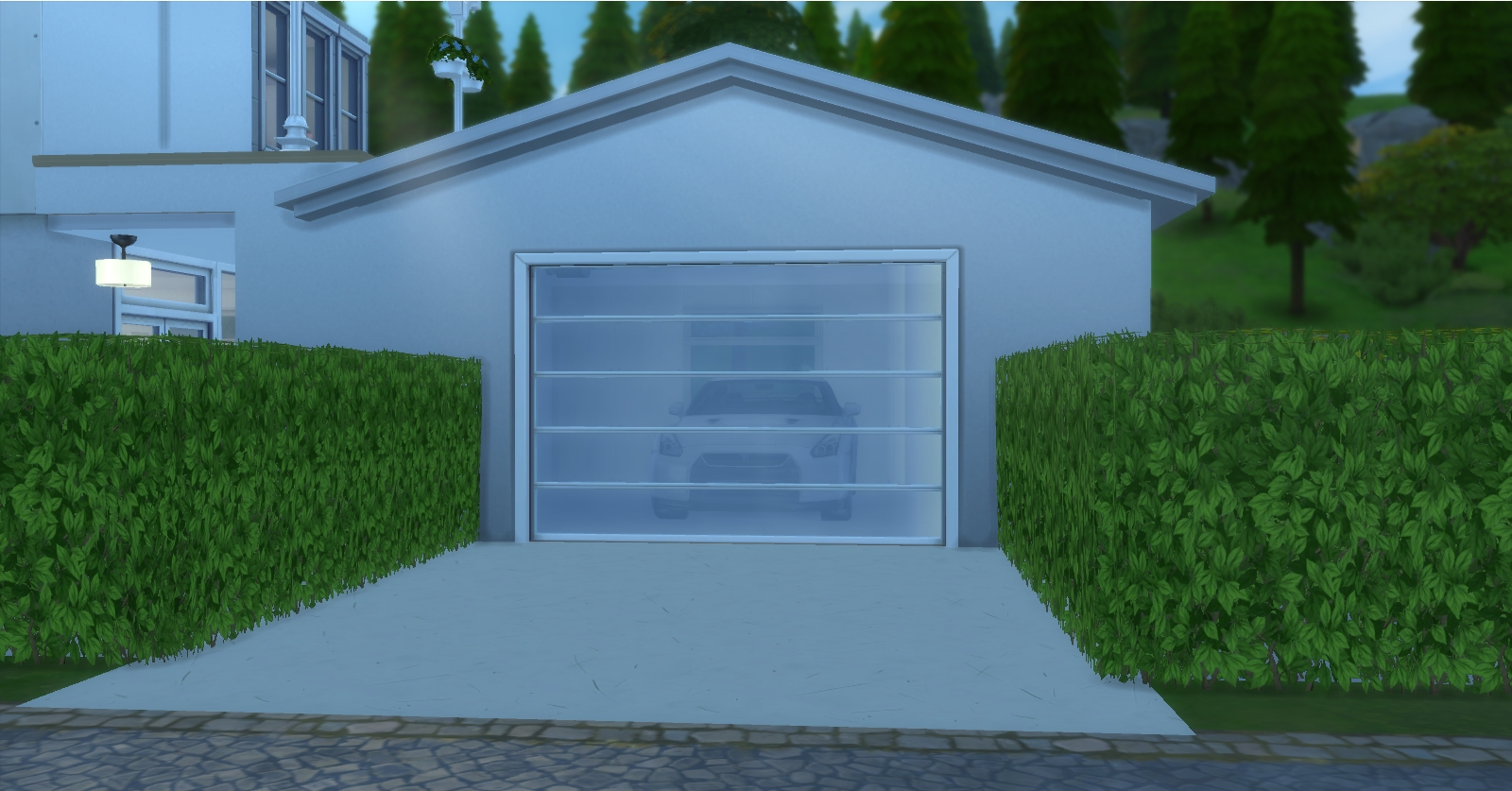 Mod The Sims Garages
