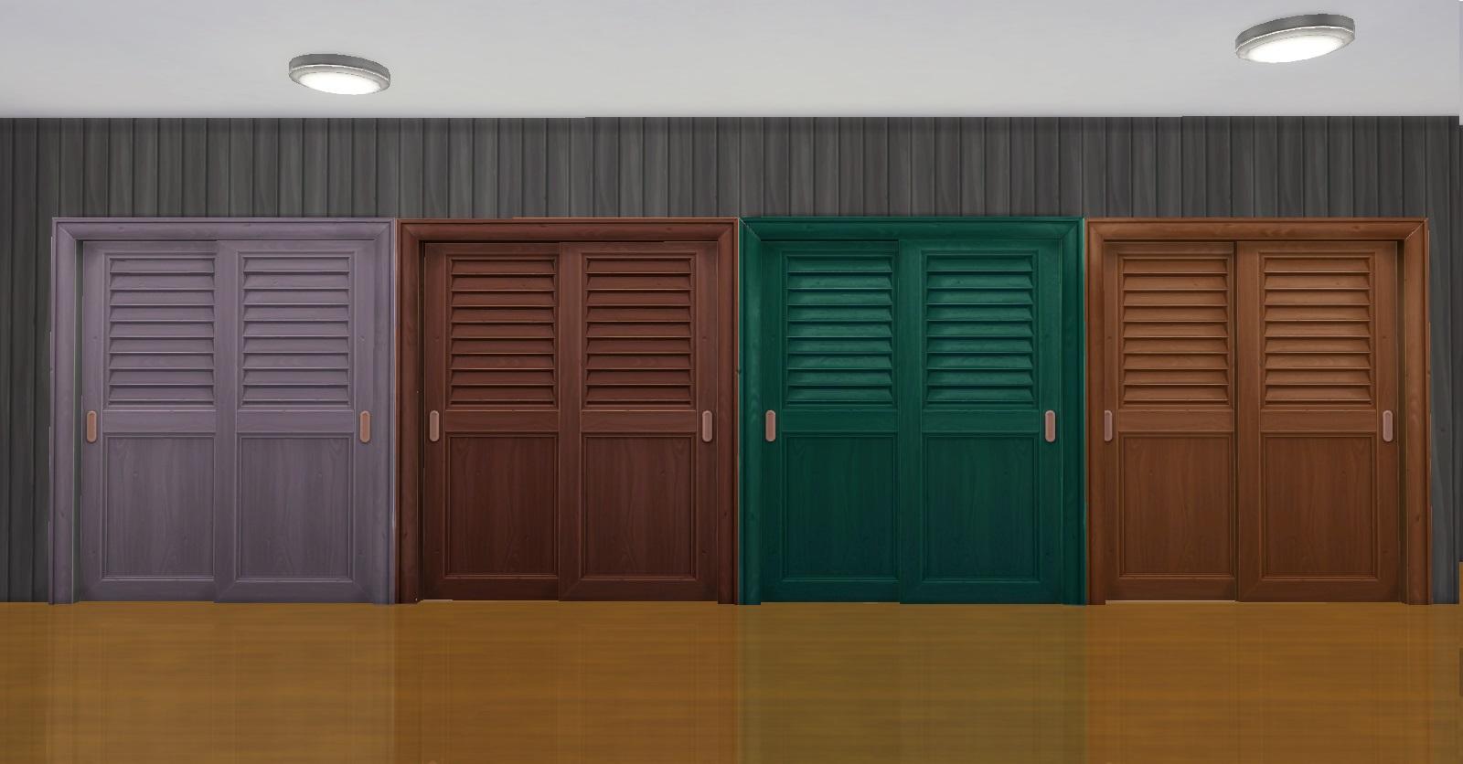 Мод Раздвижные двери