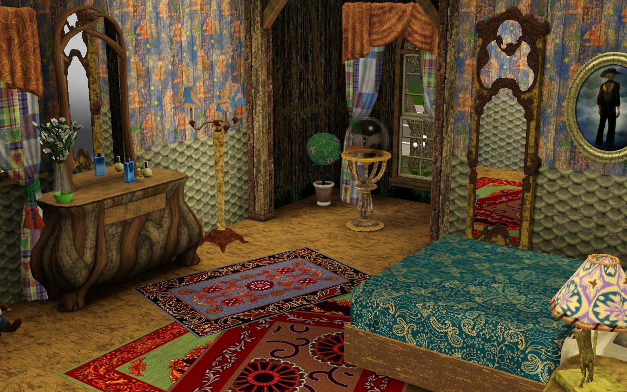Mod The Sims Witch s hut