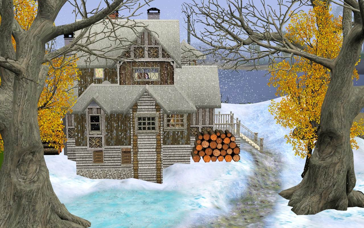 Скачать симс 3 зима бесплатно на компьютер