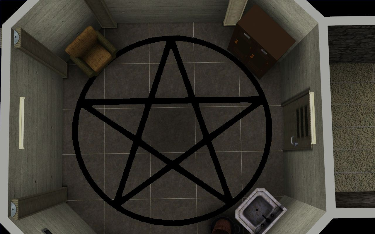 Mod The Sims Bobby S House Supernatural