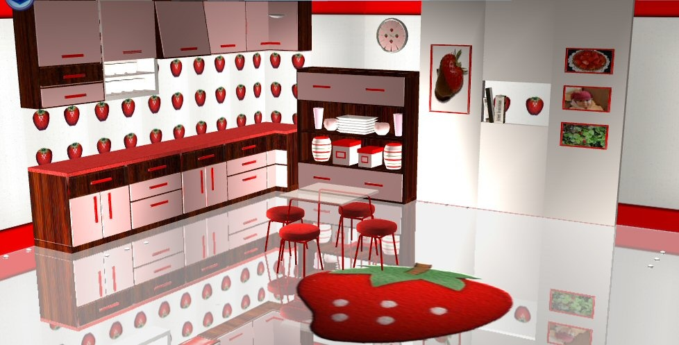 Recol Simtomatic Diner Kitchen