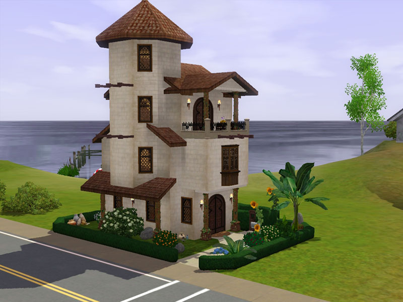 Awesome Sims 3 Houses The Image Kid Has It