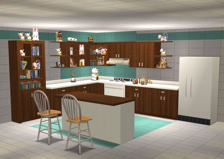EA Base Game Value Kitchen Add-Ons