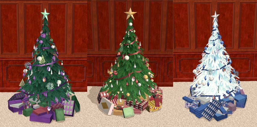 Mod The Sims - Testers Wanted: Ornament & Present replacements for ...